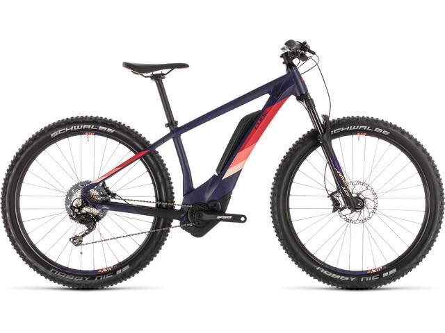 Cube Access Hybrid Race 500 - Bicicletas eléctricas Mujer - violeta